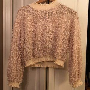 Light pink/cream sweater